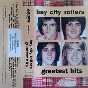 BAY CITY ROLLERS_Greatest Hits