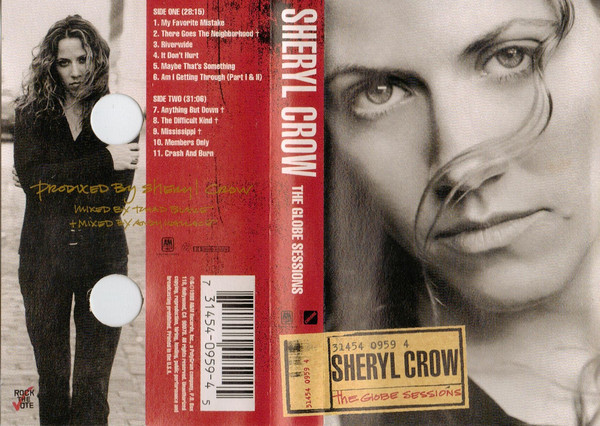 SHERYL CROW_The Globe Sessions