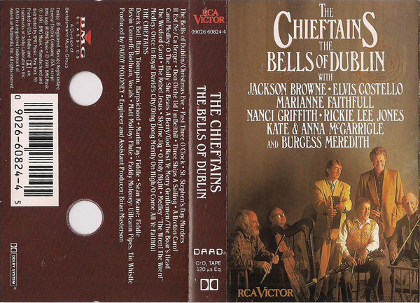 THE CHIEFTAINS_The Bells Of Dublin