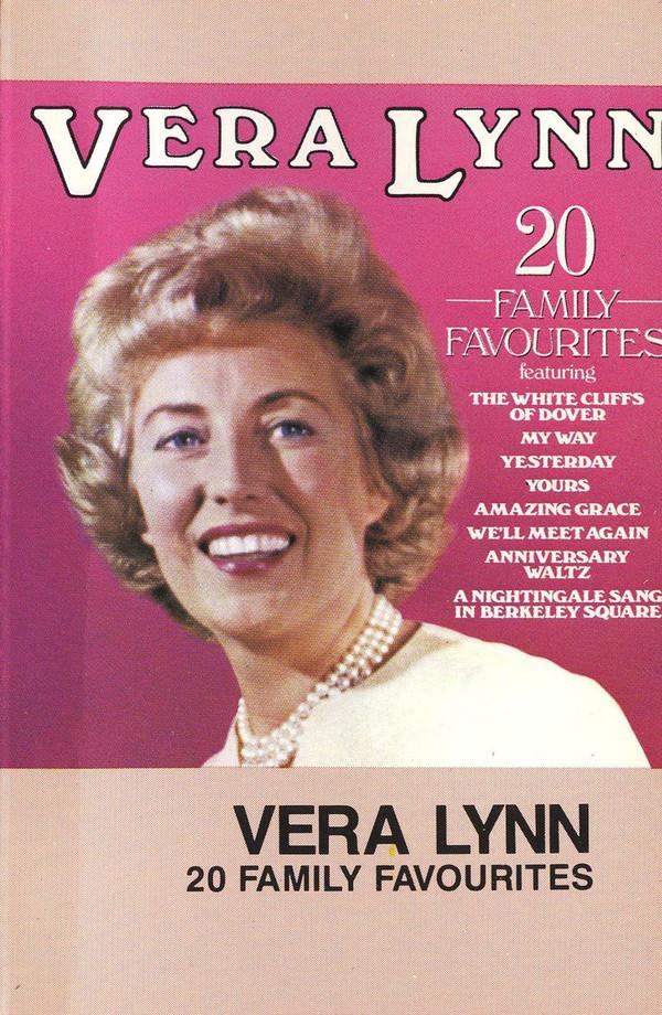 VERA LYNN_20 Family Favourites