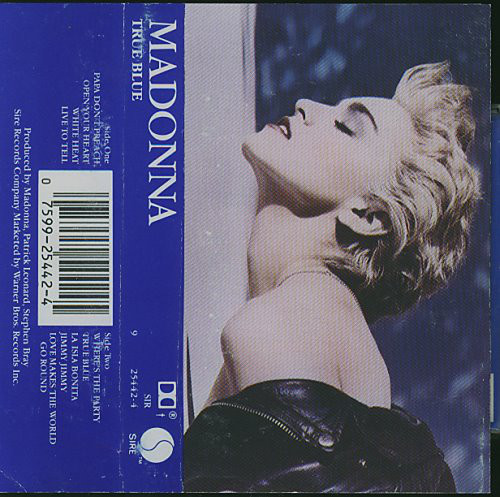 MADONNA_True Blue