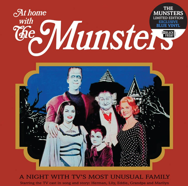 THE MUNSTERS - AT HOME WITH THE MUNSTERS_ (Pre-Order)