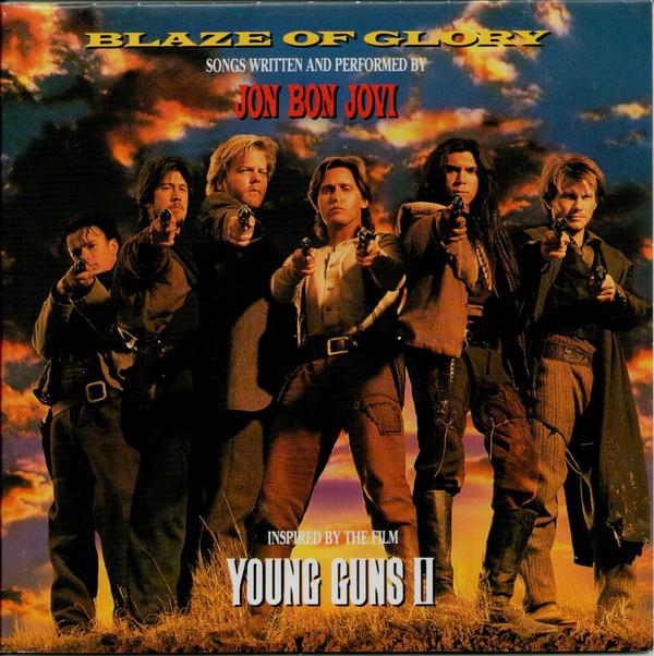 JON BON JOVI_Blaze Of Glory