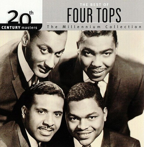 FOUR TOPS_The Best Of Four Tops