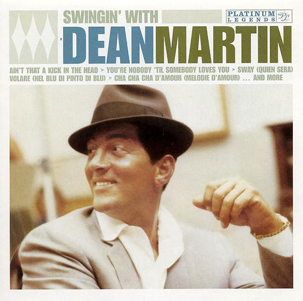 DEAN MARTIN_Swingin' With Dean Martin