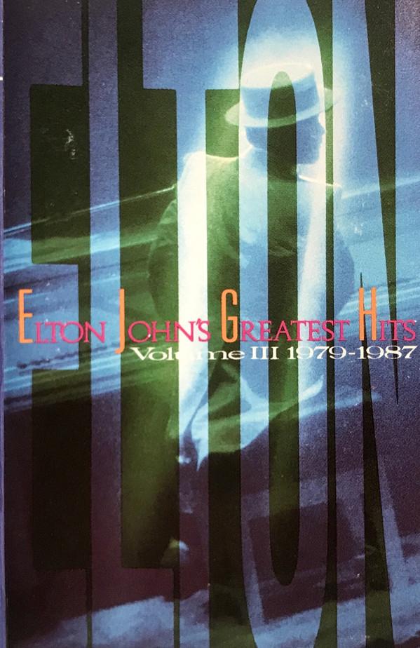 ELTON JOHN_Greatest Hits Volume Iii 1979