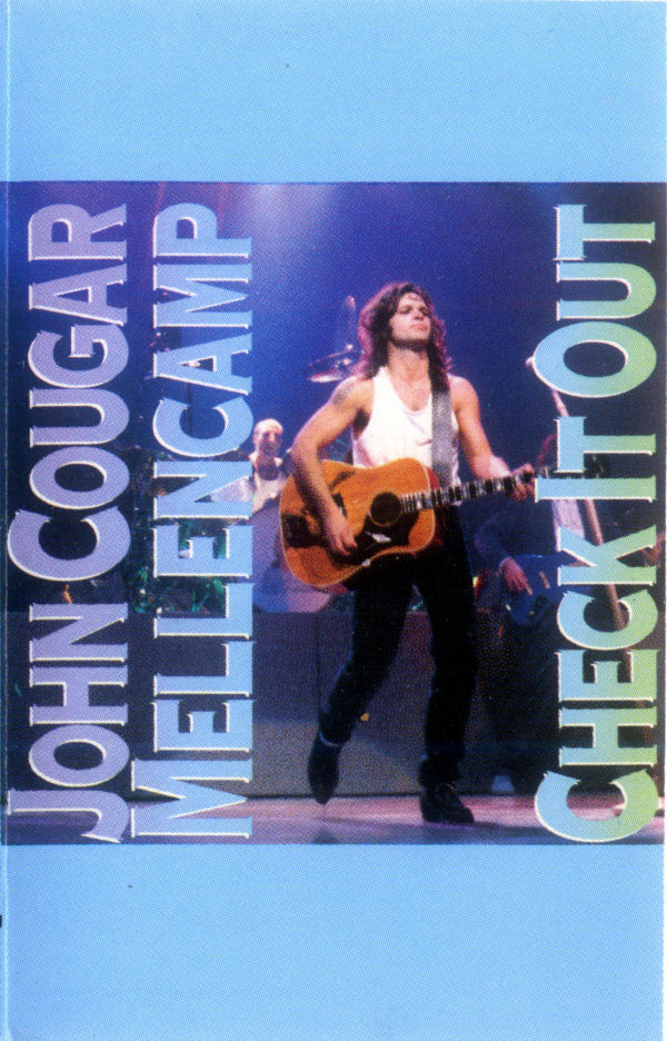 JOHN COUGAR MELLENCAMP_Check It Out
