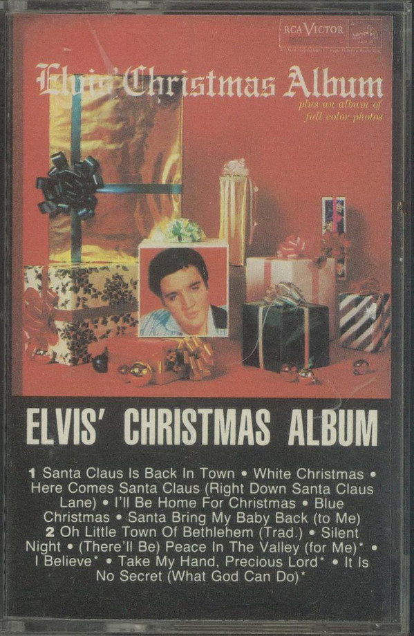 ELVIS PRESLEY_Elvis' Christmas Album