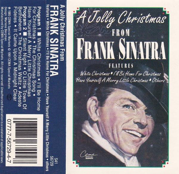 FRANK SINATRA_A Jolly Christmas From Frank Sinatra