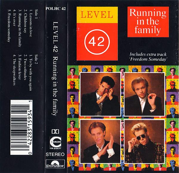 LEVEL 42_Running In The Family