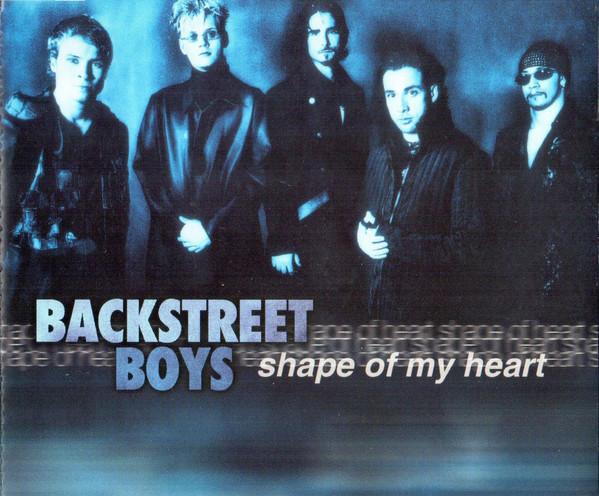 BACKSTREET BOYS_Shape Of My Heart
