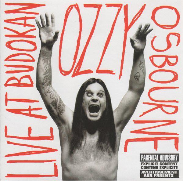 OZZY OSBOURNE_Live At Budokan