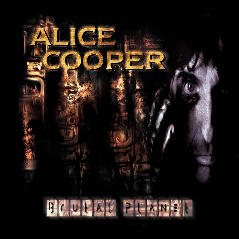 ALICE COOPER - BRUTAL PLANET_ (Pre-Order)