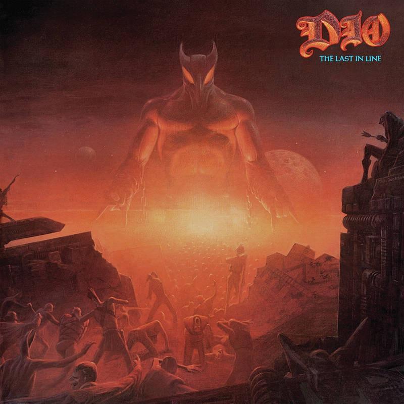 DIO - THE LAST IN LINE_ (Pre-Order)