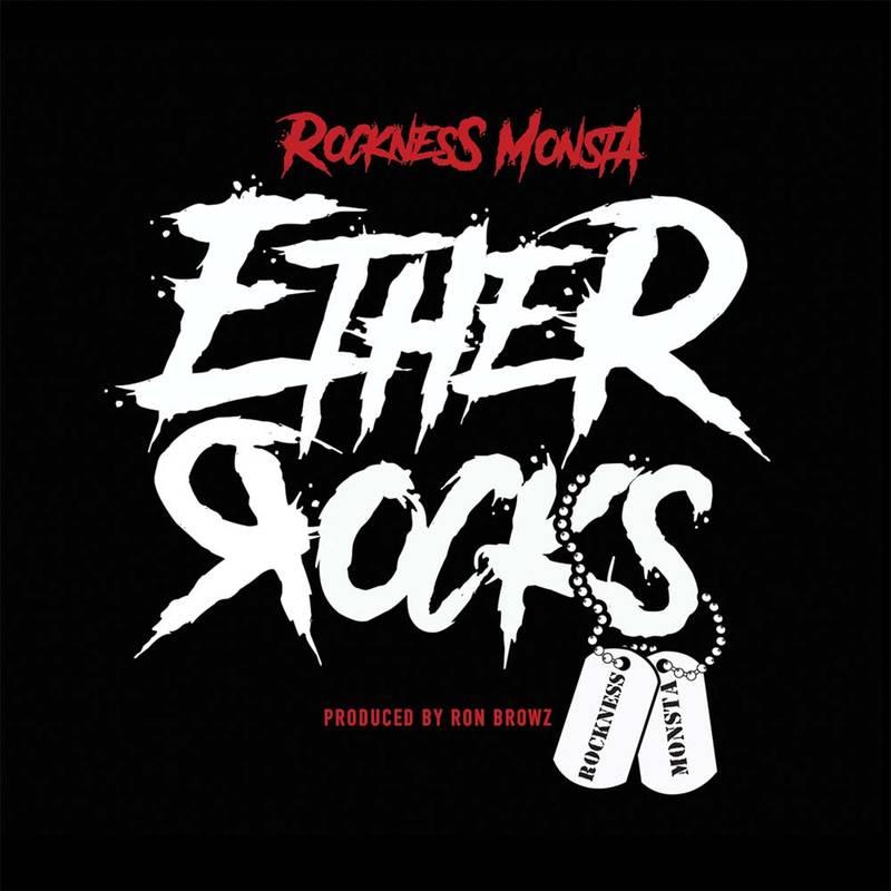 ROCKNESS MONSTA (OF HELTAH SKELTAH) - HE'S ON FIRE B/W FAITH_ (Pre-Order)