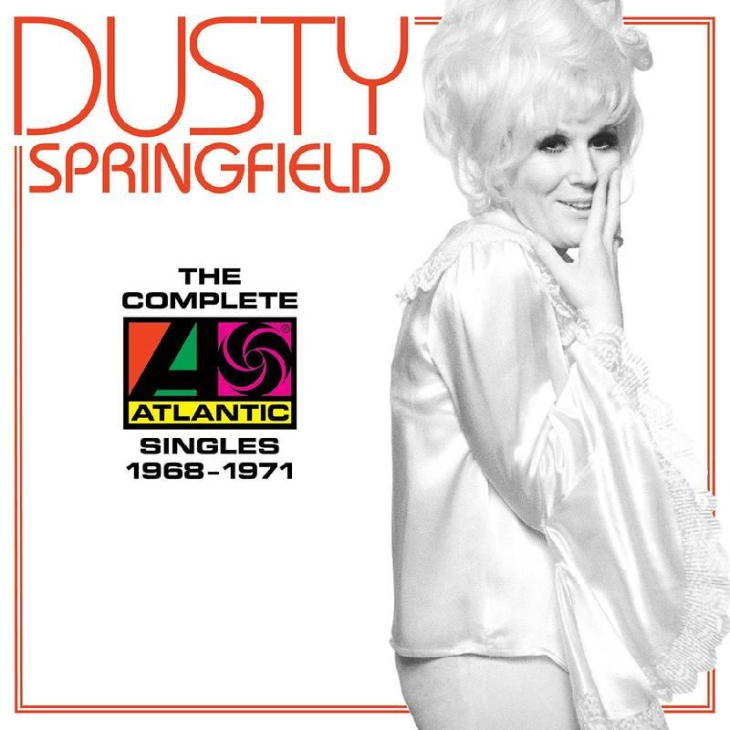 DUSTY SPRINGFIELD - THE COMPLETE ATLANTIC SINGLES 1968-1971_ (Pre-Order)