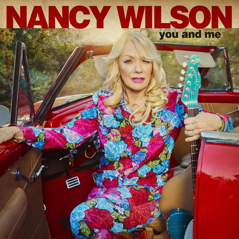 NANCY WILSON - YOU AND ME_ (Pre-Order)