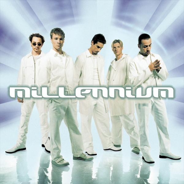 BACKSTREET BOYS_Millennium