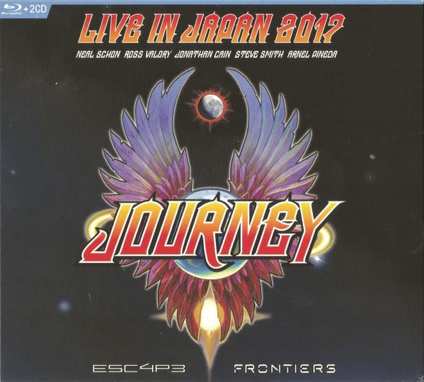 JOURNEY_Live In Japan 2017
