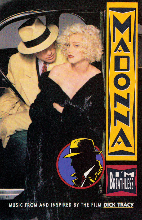 MADONNA_I'm Breathless (Music From And Inspired By The Film Dick Tracy)