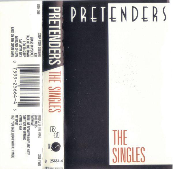 PRETENDERS_The Singles