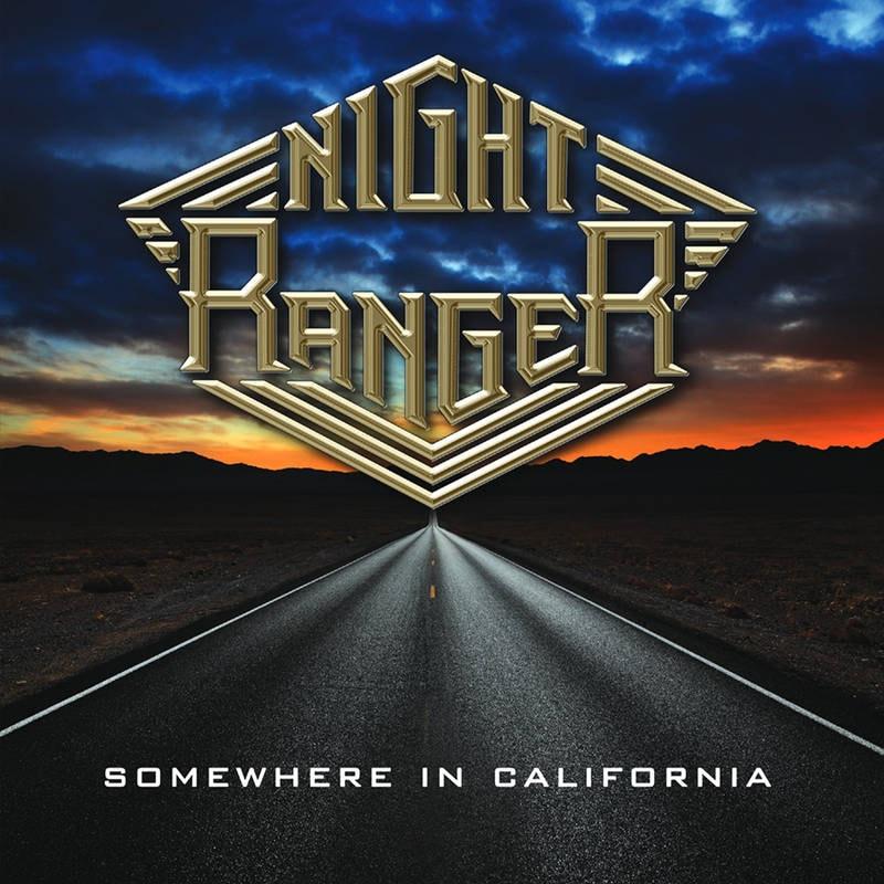 NIGHT RANGER - SOMEWHERE IN CALIFORNIA_ (Pre-Order)