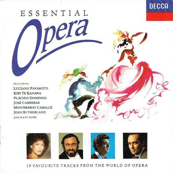 VARIOUS_Essential Opera