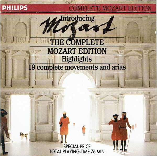 MOZART*_Introducing Mozart (The Complete Mozart Edition)