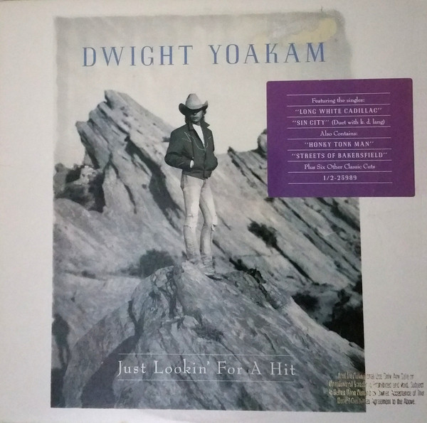 DWIGHT YOAKAM_Just Lookin' For A Hit