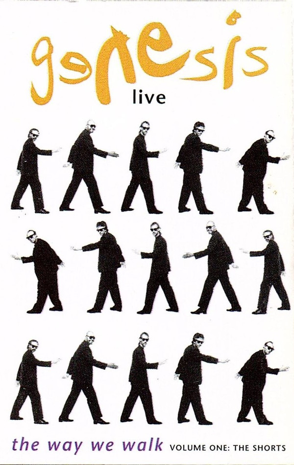GENESIS_Live / The Way We Walk (Volume One