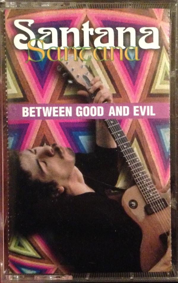 SANTANA_Between Good And Evil