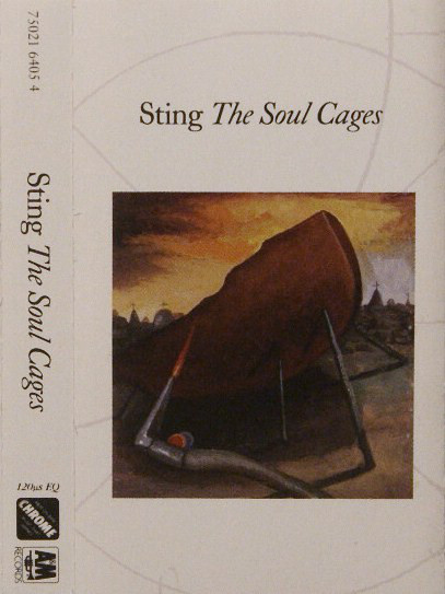 STING_The Soul Cages