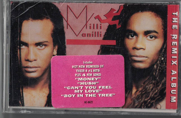 MILLI VANILLI_The Remix Album