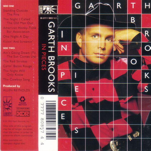 GARTH BROOKS_In Pieces
