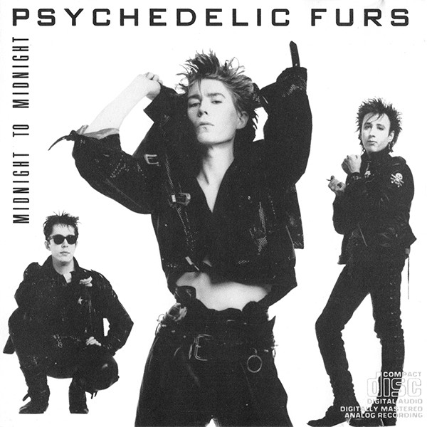 PSYCHEDELIC FURS_Midnight To Midnight