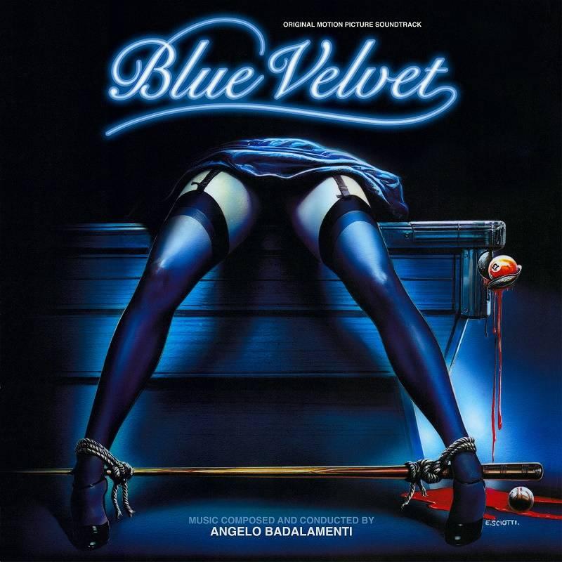 ANGELO BADALAMENTI - BLUE VELVET (ORIGINAL MOTION PICTURE SOUNDTRACK) (DELUXE EDITION)_ (Pre-Order)