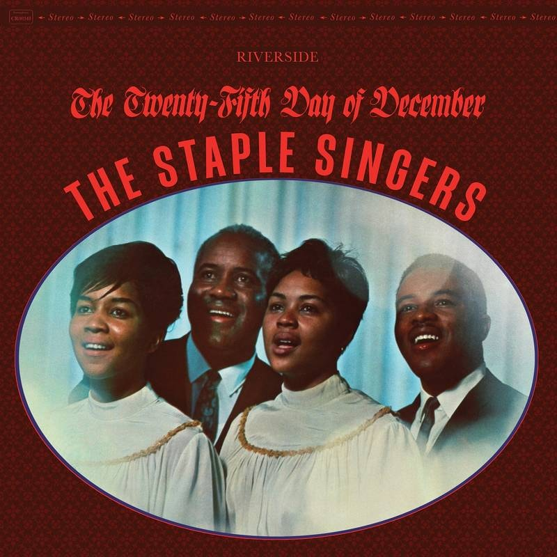 THE STAPLES SINGERS - THE 25TH OF DECEMBER_ (Pre-Order)