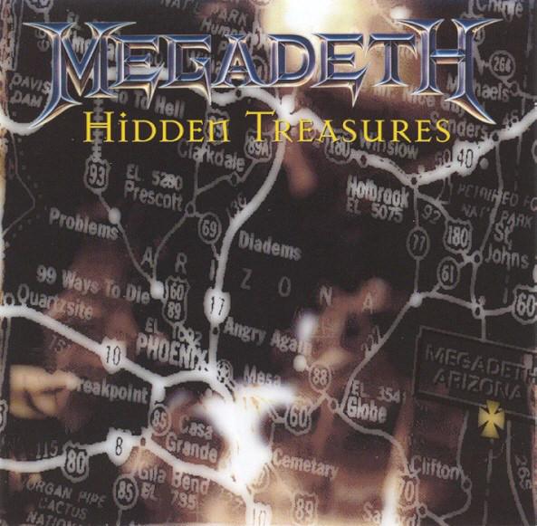 MEGADETH_Hidden Treasures