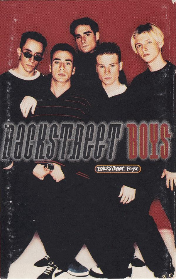 BACKSTREET BOYS_Backstreet Boys