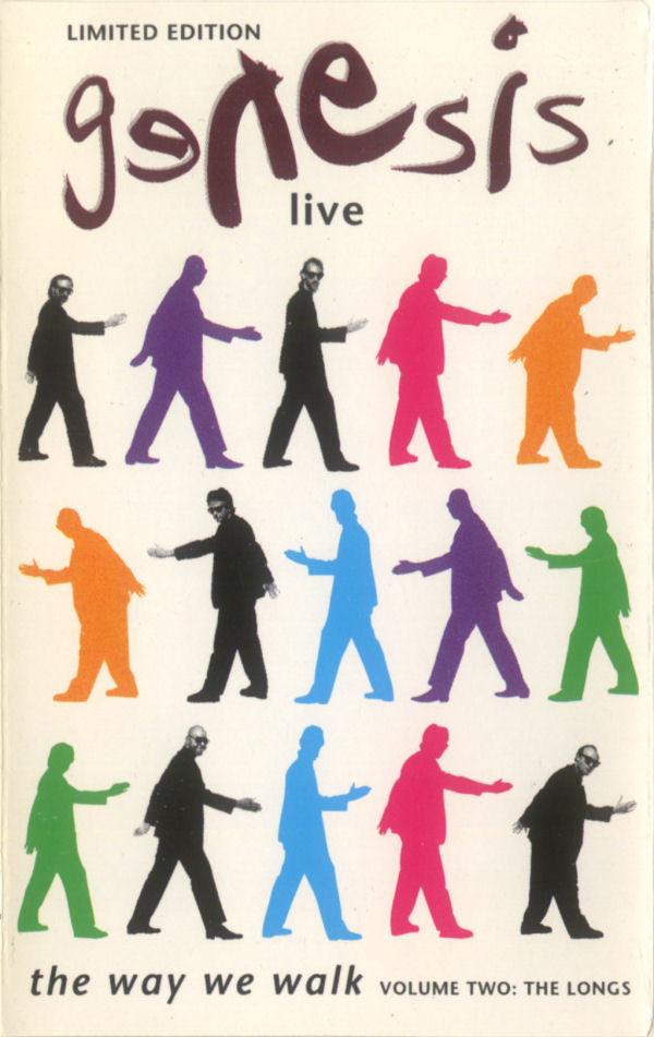 GENESIS_Live / The Way We Walk (Volume Two