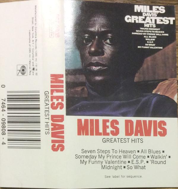 MILES DAVIS_Miles Davis' Greatest Hits