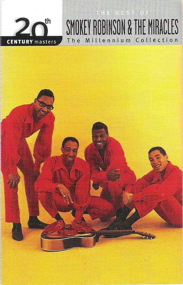 SMOKEY ROBINSON AND THE MIRACLES_The Best Of Smokey Robinson And The Miracles
