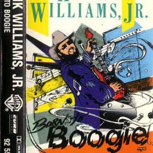 HANK WILLIAMS JR_Born To Boogie