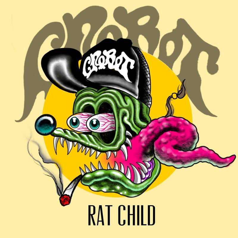 CROBOT - RAT CHILD EP_ (Pre-Order)