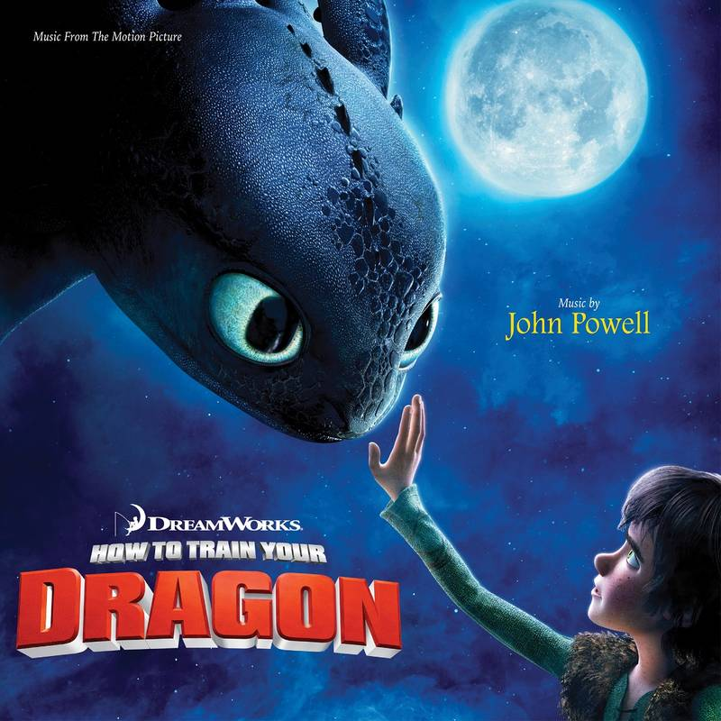 JOHN POWELL - HOW TO TRAIN YOUR DRAGON (ORIGINAL MOTION PICTURE SOUNDTRACK)_ (Pre-Order)