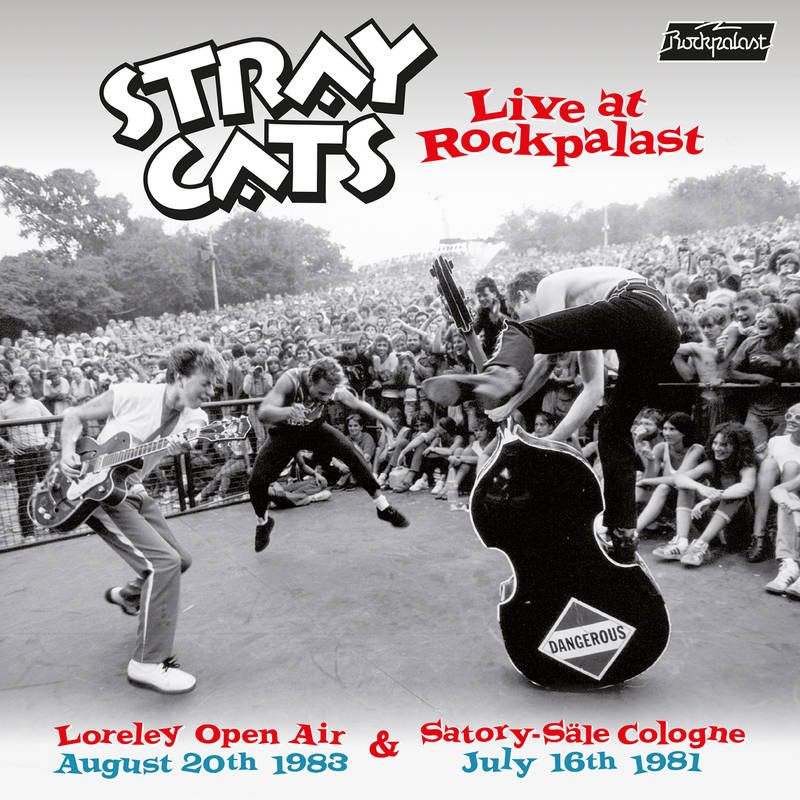 STRAY CATS - LIVE AT ROCKPALAST_ (Pre-Order)