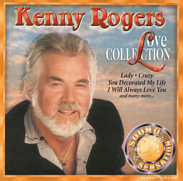 KENNY ROGERS_Love Collection