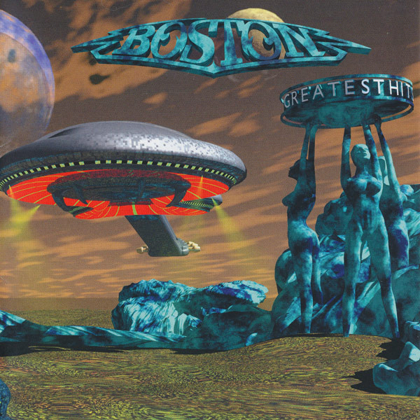 BOSTON_Greatest Hits