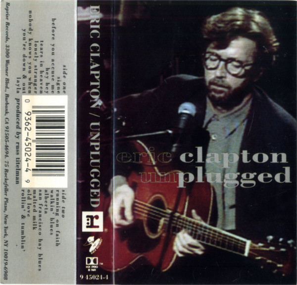 ERIC CLAPTON_Unplugged