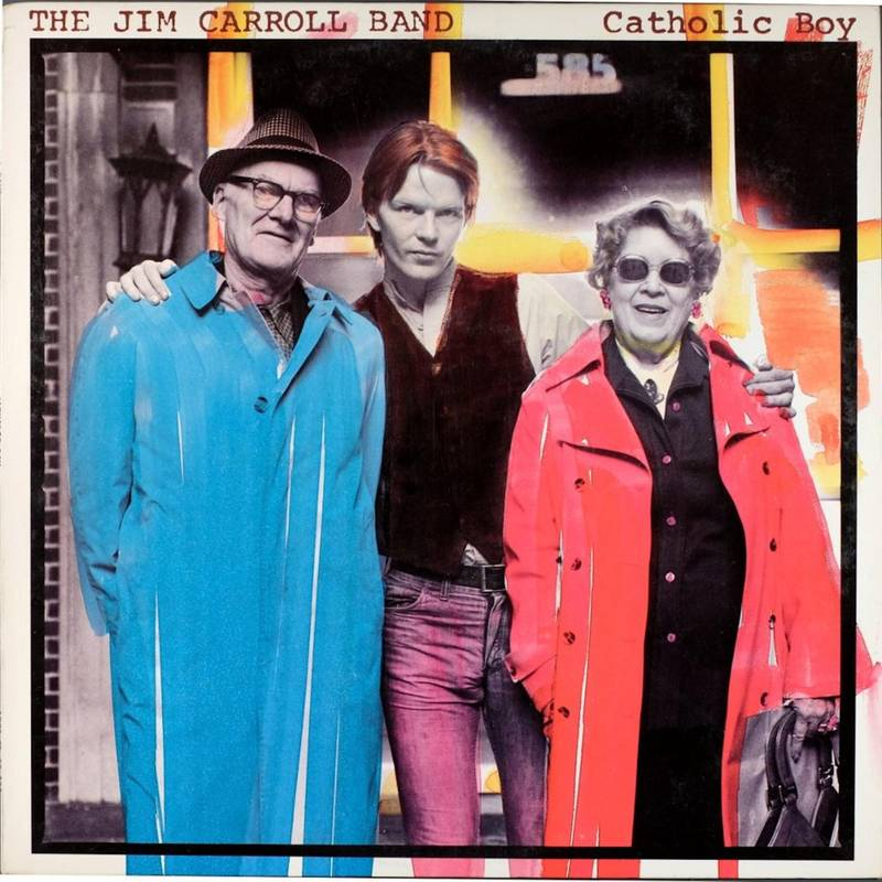 THE JIM CARROLL BAND - CATHOLIC BOY (DELUXE)_ (Pre-Order)